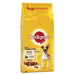 PEDIGREE® Adult Small Dog<10kg Kylling
