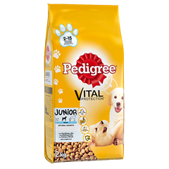 PEDIGREE® Junior Kylling