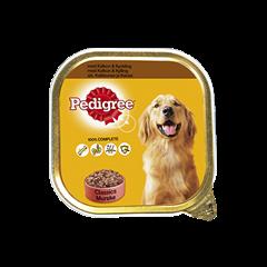 PEDIGREE® Våtfôr i Beger Kalkun & Kylling