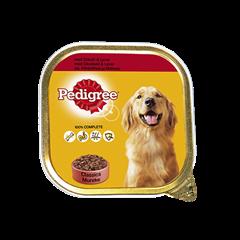 PEDIGREE® Våtfôr i Beger Okse & Lever