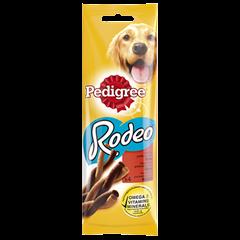 PEDIGREE® Rodeo Oksekjøtt 4 pack