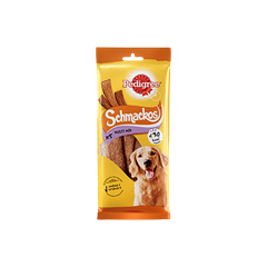 PEDIGREE® Schmackos Oksekjøtt 5 pack