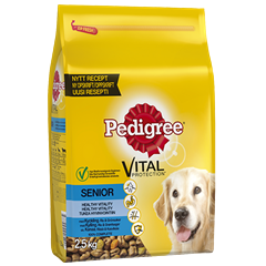 PEDIGREE® Senior Kylling