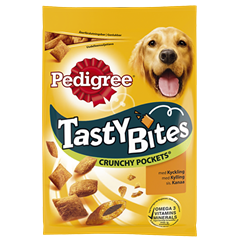 PEDIGREE® Tasty Bites Crunchy Pockets