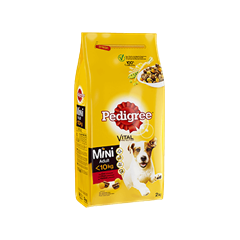 PEDIGREE® Vital Protection Adult Mini <10kg Oksekjøtt