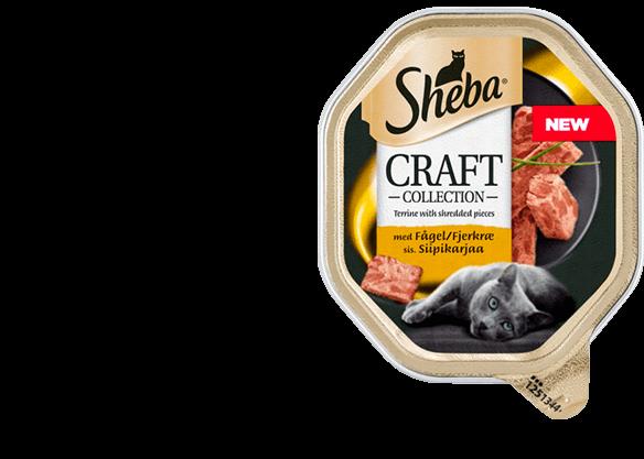 Sheba® Craft Fjærkre
