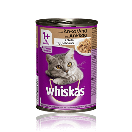 Whiskas® And i gelé