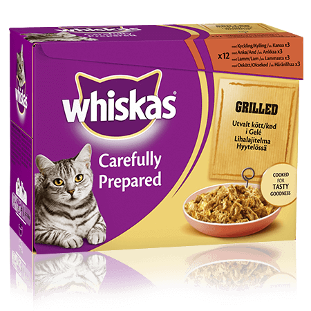 Whiskas® Grilled Meat