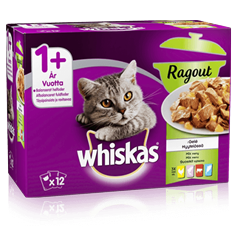 Whiskas® Ragout Mixed Menu