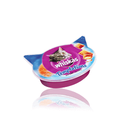 Whiskas® Temptations Laks