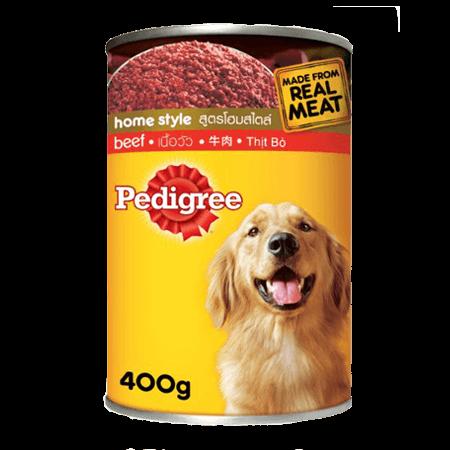 PEDIGREE<sup>®</sup> Can Beef