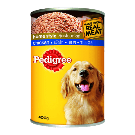 PEDIGREE<sup>®</sup> Can Chicken