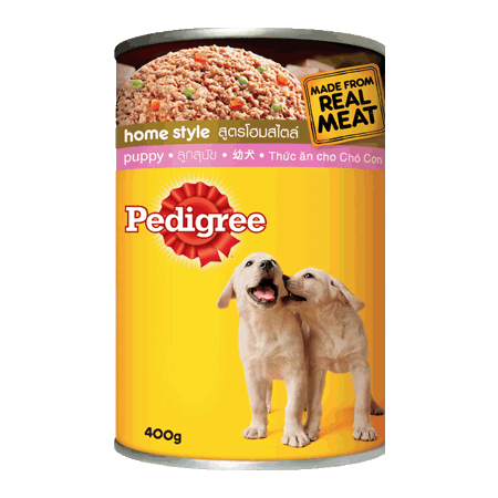 PEDIGREE<sup>®</sup> Can Puppy