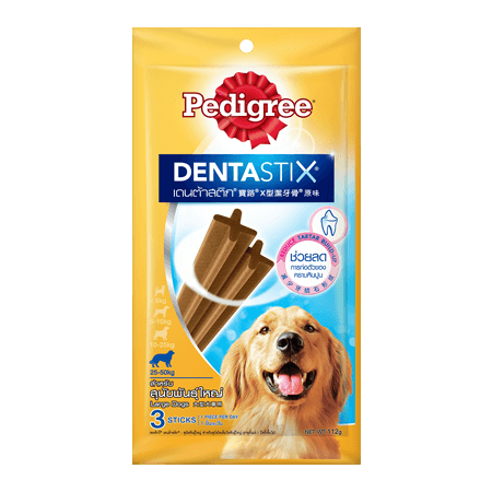 PEDIGREE<sup>®</sup> DentaStix<sup>®</sup> Large Regular
