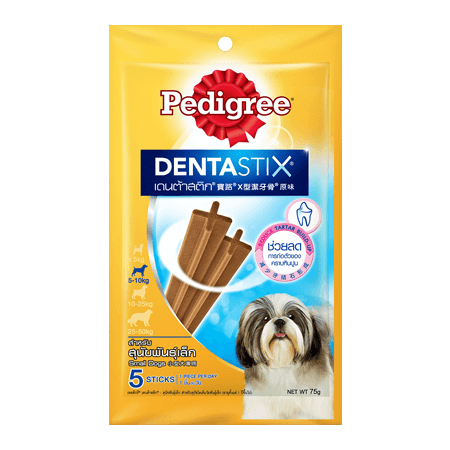 PEDIGREE<sup>®</sup> DentaStix<sup>®</sup> Small Regular
