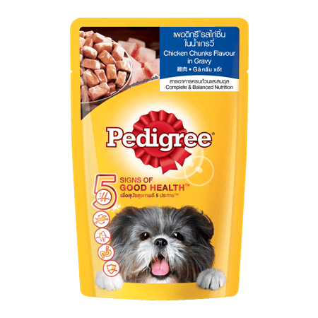 PEDIGREE<sup>®</sup> Pouch Adult Chicken