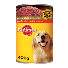 PEDIGREE® Can Beef