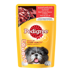 PEDIGREE® Pouch Adult Beef