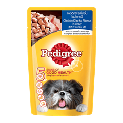 Pedigree® Pouch Adult Chicken
