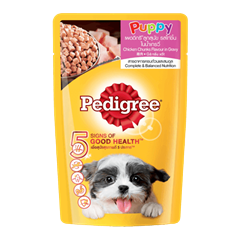 Pedigree® Pouch Puppy Chicken