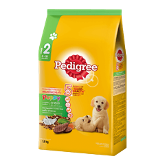 Pedigree® Puppy Liver, Vegetables & Milk