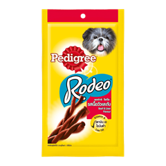 Pedigree® Rodeo Beef & Liver