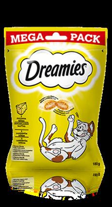 Przysmaki dla kota Dreamies® Mega Pack z Pysznym Serem
