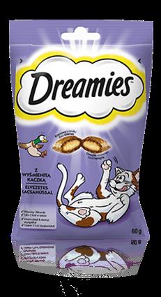 Przysmaki dla kota Dreamies® z Wyśmienitą Kaczką