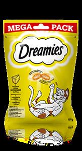 Przysmaki dla kota Dreamies<sup>®</sup> Mega Pack z Pysznym Serem