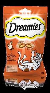 Przysmaki dla kota Dreamies<sup>®</sup> z Pysznym Kurczakiem