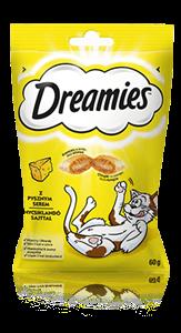 Przysmaki dla kota Dreamies<sup>®</sup> z Pysznym Serem