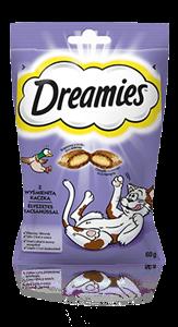 Przysmaki dla kota Dreamies<sup>®</sup> z Wyśmienitą Kaczką