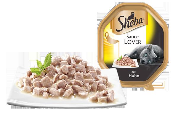 ULUBIONESAUCE LOVER kurczak w wyśmienitym sosie, tacka, 85 g