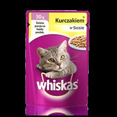 Whiskas<sup>®</sup> saszetka mini z kurczakiem