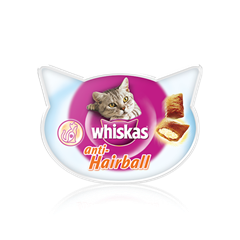 WHISKAS<sup>®</sup> Anti-Hairball