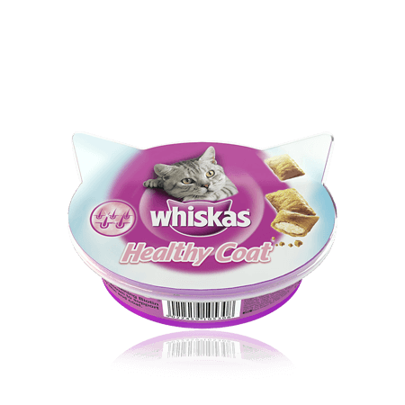 WHISKAS® Snacks Healthy Coat