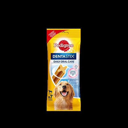 Лакомство по уходу за зубами PEDIGREE<sup>®</sup>® Denta Stix™ для собак крупных пород более 25 кг