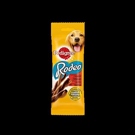 Мясные косички PEDIGREE® Rodeo™ для взрослых собак всех пород