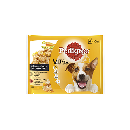 PEDIGREE®<sup>®</sup> Adult 4 pack