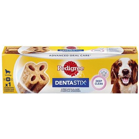 Pedigree® DENTASTIX™  Advanced Medium