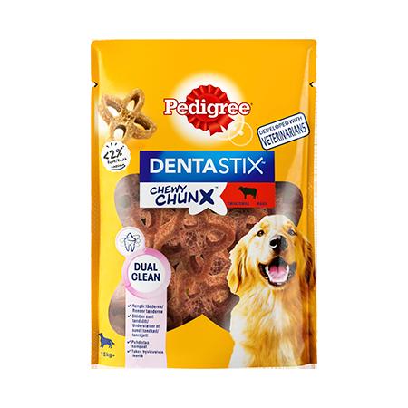 PEDIGREE® DentaStix™ Chewy Chunx™ Maxi - Oxe