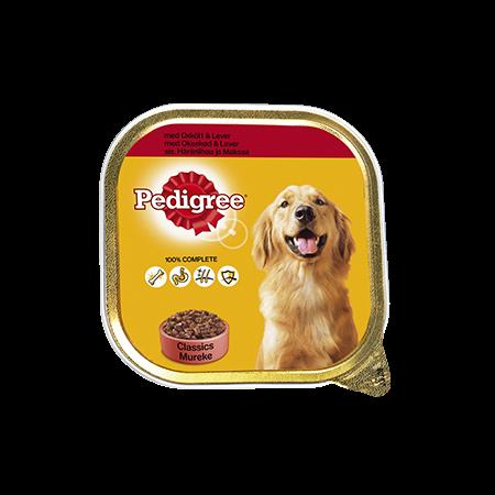 PEDIGREE®<sup>®</sup> Oxkött och Lever