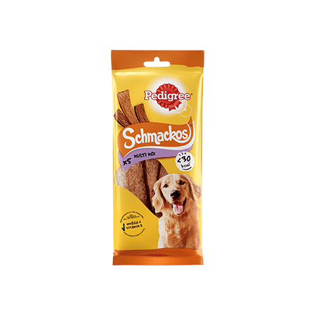 Pedigree<sup>®</sup> Schmackos™ 5 st