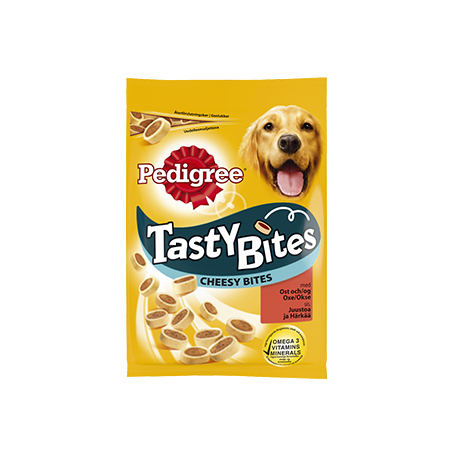 PEDIGREE®<sup>®</sup> Tasty Bites Cheesy Bites