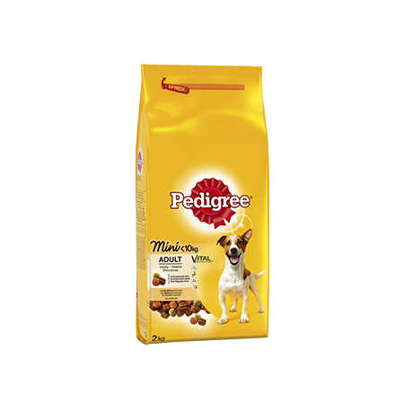 Pedigree<sup>®</sup> Vital Protection Mini <10 kg Kyckling