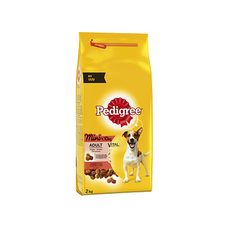 PEDIGREE®<sup>®</sup> Vital Protection Mini <10 kg Oxe