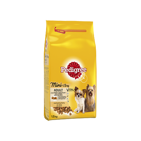 Pedigree<sup>®</sup> Vital Protection Mini <5 kg Kyckling
