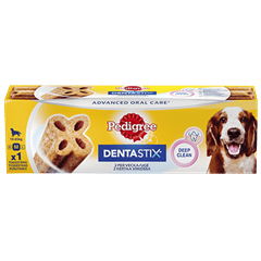 PEDIGREE® DENTASTIX™  2 per vecka Medium