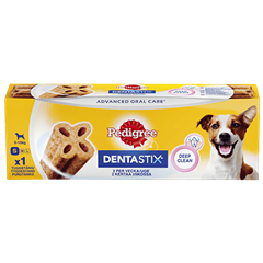 PEDIGREE® DENTASTIX™  2 per vecka Small