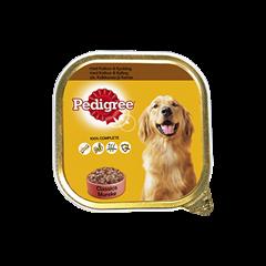 PEDIGREE® Våtfoder i Bägare Kyckling & Kalkon